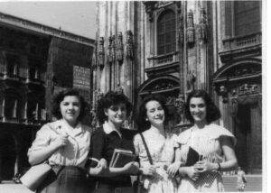La première promotion en 1948