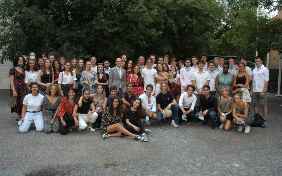 Baccalauréat au Lycée Stendhal : 100 % de Réussite !