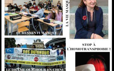 Le Volte-Face : le nouveau journal du lycée!