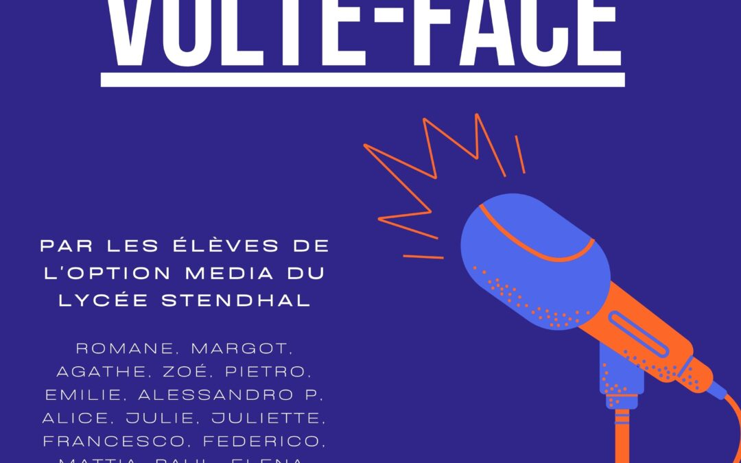Un Podcast du Volte-Face